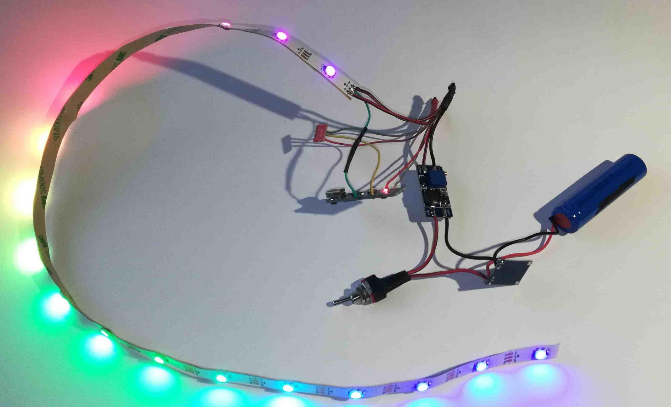 Comment fabriquer une lampe?