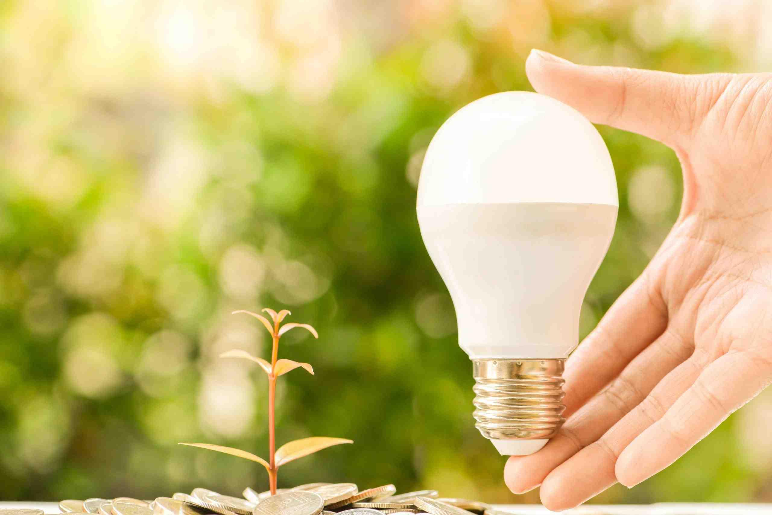 Comment fonctionne une ampoule fluorescente fonctionnelle?