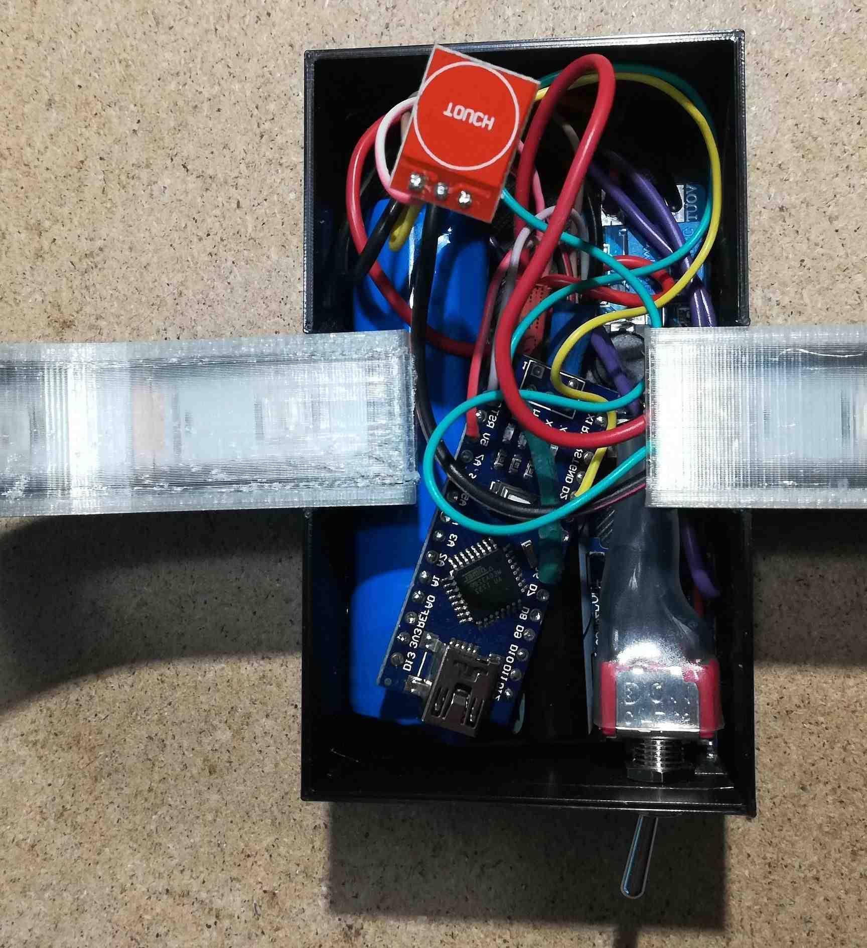 Comment tester une ampoule LED avec un multimètre?