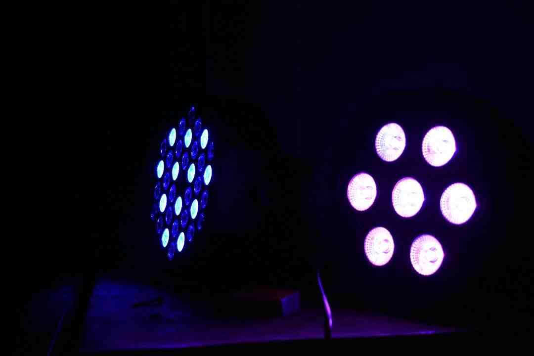 Pourquoi la LED clignote-t-elle la vidéo?