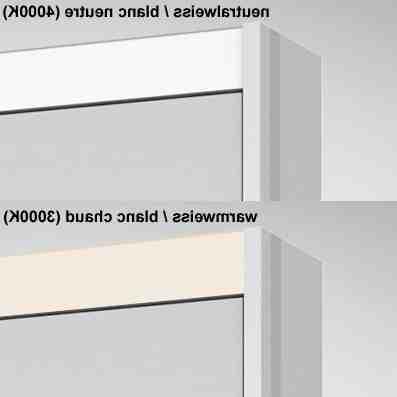 Quelle est la différence entre le blanc chaud et le blanc froid?